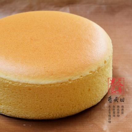 糙米輕乳酪蛋糕-原味